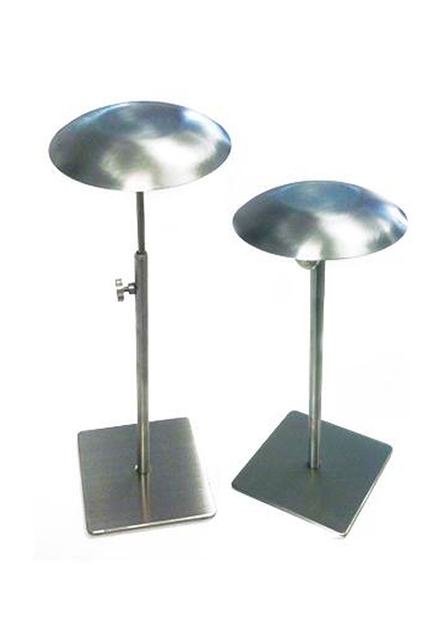 Metal Hat Stand