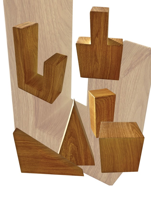 Wooden Risers image
