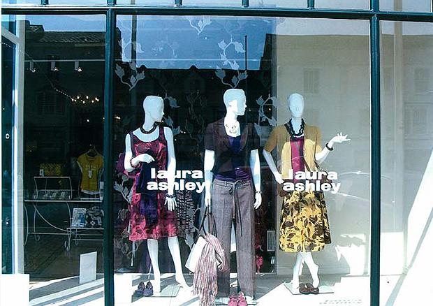 Mannequins for Laura Ashley frame2