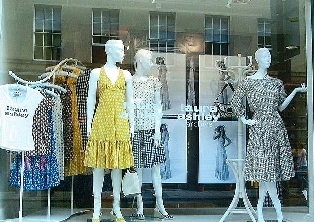Mannequins for Laura Ashley frame3