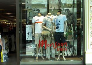Monsoon Window Universal Display bespoke Mannequin Frame 6