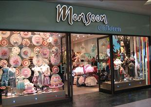 Monsoon Window Universal Display bespoke Mannequin Frame 7