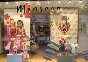 Monsoon Window Universal Display bespoke Mannequin Frame 9