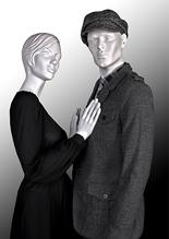 Couples the New Mannequin collection by Universal Display image