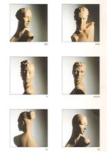 Gemini Mannequins Abstract Heads 1995 image