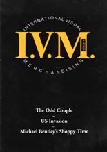 International Visual Merchandising Magazine 1994 The Odd Couple image