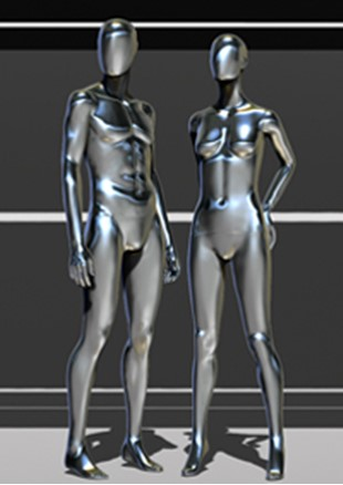 New Series F1 & M1 Mannequins image
