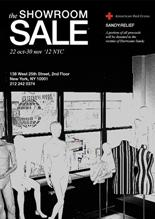 NY 2012 End of Year Sample Sale - SANDY:RELIEF image