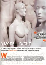 Retail Design & Technology June 2011 image