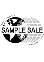 The New York Showroom Sample Sale image