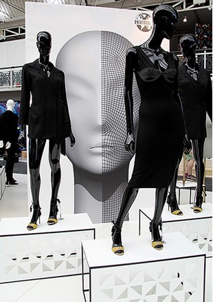 VM & Display Stand F5- Ultra Mannequin-2