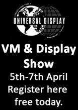 VM & Display Show 5th-7th April image